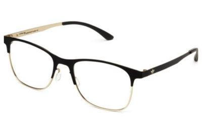 Adidas AOM001O.009.120 black and light gold 52 Eyeglasses