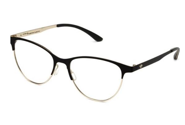 Adidas AOM002O.009.120 black and light gold 52 Eyeglasses