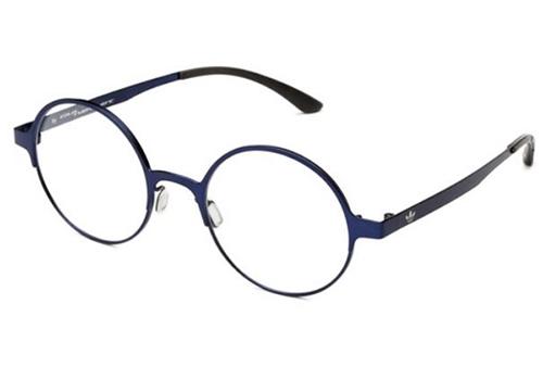 Adidas AOM004O.021.000 blue jeans 48 Eyeglasses