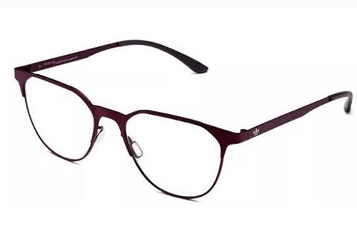 Adidas AOM005O.009.120 black and gold 52 Eyeglasses