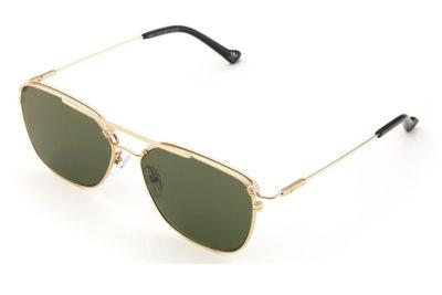 Adidas AOM011.120.000 gold 56 Sunglasses