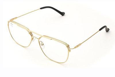Adidas AOM011O.120.000 gold 56 Eyeglasses
