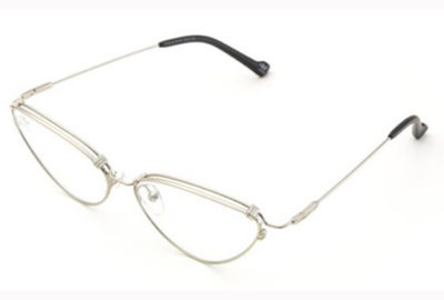 Adidas AOM012O.075.000 silver 57 Eyeglasses