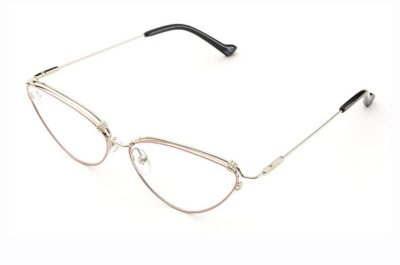Adidas AOM012O.075.016 silver&pink 57 Eyeglasses