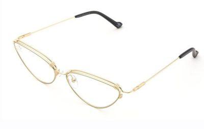 Adidas AOM012O.120.032 gold&green 57 Eyeglasses