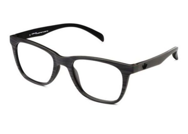Adidas AOR008O.BHS.071 grey brush effect 50 Eyeglasses