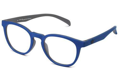 Adidas AOR009O.024.072 sky and dark grey 48 Eyeglasses