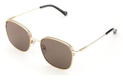 Adidas AOM014.120.000 gold 52 Sunglasses