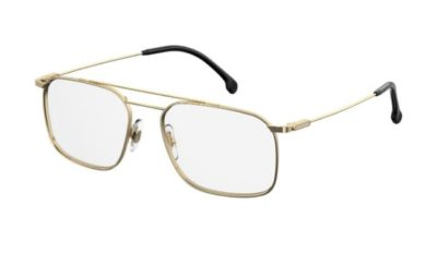 Carrera Carrera 189 J5G/17 GOLD 57 Unisex Eyeglasses