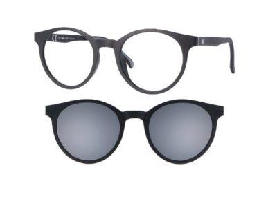 CentroStyle 56364 MATT BLACK 48 20-145 MON   Eyeglasses