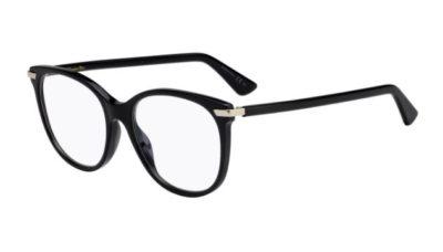 Christian Dior Dioressence11 807/17 BLACK 53 Women's Eyeglasses