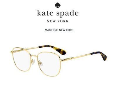 Kate Spade Makensie 086/18 HAVANA 53 Women's Eyeglasses