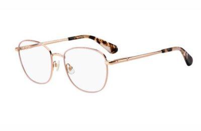 Kate Spade Makensie 0T4/18 HAVANA PINK 53 Women's Eyeglasses