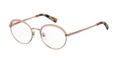 Marc Jacobs Marc 399/f 0T4/19 HAVANA PINK 53 Women's Eyeglasses