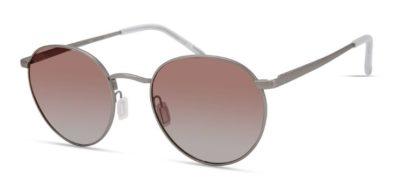 MODO BELIZE silver 52 Unisex Eyeglasses