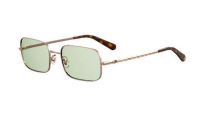 Moschino Love Mol012/s 1ED/QT GREEN 53 Women's Sunglasses