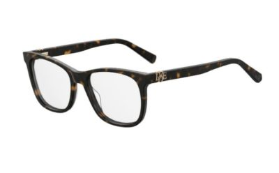 Moschino Love Mol520 086/17 DARK HAVANA 52 Women's Eyeglasses