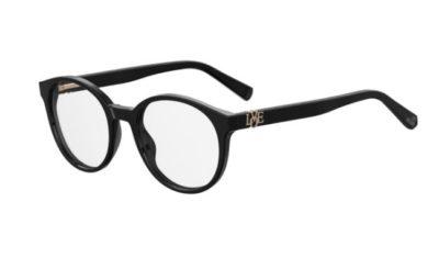 Moschino Love Mol523 807/19 BLACK 49 Women's Eyeglasses