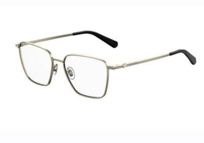 Moschino Love Mol533 807/15 BLACK 52 Women's Eyeglasses