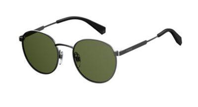 Polaroid Pld 2053/s KJ1/UC DK RUTHENIUM 51 Unisex Sunglasses