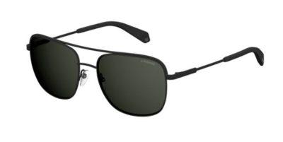 Polaroid Pld 2056/s 003/M9 MATT BLACK 58 Men's Sunglasses