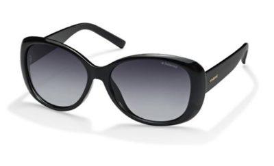 Polaroid Pld 4014/s D28/WJ SHINY BLACK 57 Women's Sunglasses