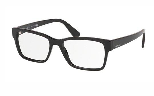 Prada 15VV 1AB1O1 55 Men's Eyeglasses