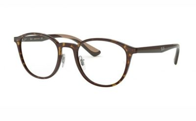 Ray-Ban 7156 2012 51 Unisex Eyeglasses