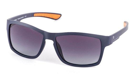 EstherOptica House brand Re-440 C4 Black orange 57 Man