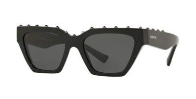 Valentino 4046 500187 53 Women's Sunglasses