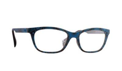 Pop Line IV015.TSC.022 teschio blue 50 Eyeglasses
