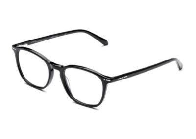 Italia Independent 5861.009.GLS black 49 Eyeglasses