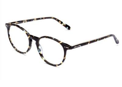 Italia Independent 5867.149.GLS havana multicolor glossy 50 Eyeglasses