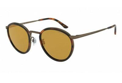 Ar Mani 101M 3292R9 50 Men's Sunglasses