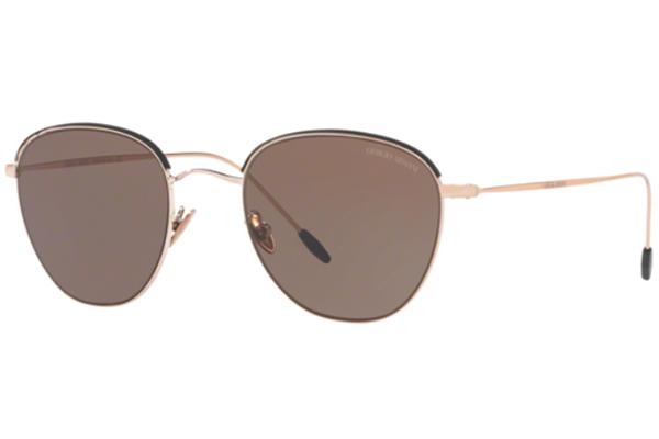 Ar Mani 6048 301173 51 Men's Sunglasses