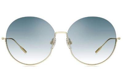 Sun BL7106A61 light golden 58 Women's Sunglasses