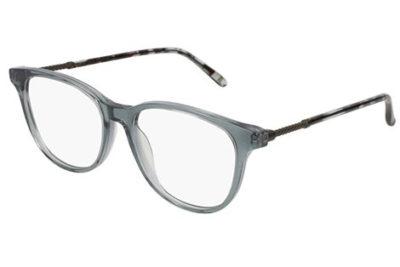 Bottega Veneta BV0136O 010-grey 53 Women's Eyeglasses