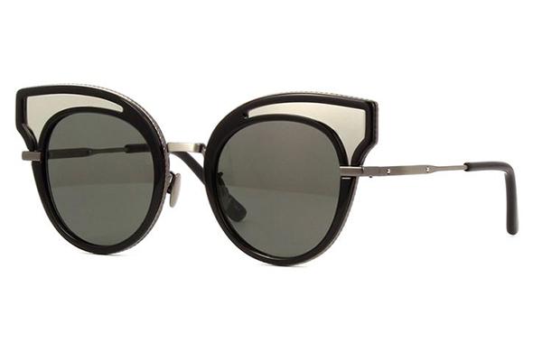 Bottega Veneta BV0094S black 49 Women's Sunglasses