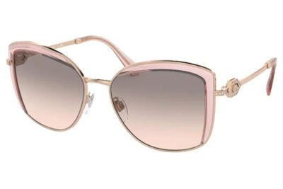 Bvlgari 6128B 20143B 56 Women's Sunglasses
