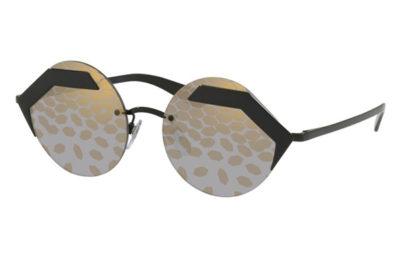 Bvlgari 6089 128/T9 55 Women's Sunglasses