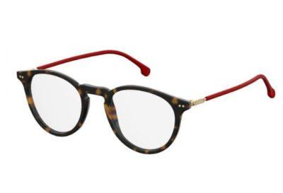 Carrera Carrera 145/v O63/21 HAVANA RED 49 Unisex Eyeglasses