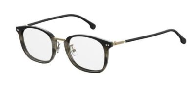 Carrera Carrera 159/v/f I64/21 DKHORN GREY 50 Unisex Eyeglasses