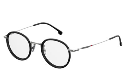 Carrera Carrera 163/v/f 807/21 BLACK 47 Unisex Eyeglasses