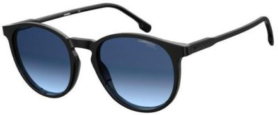 Carrera Carrera 230/s D51/08 BLACK BLUE 52 Unisex Sunglasses