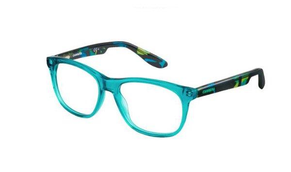 Carrera Carrerino 51 WA9/15 GREEN HAVANA 49 Unisex Eyeglasses