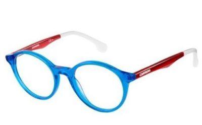 Carrera Carrerino 66 PJP/39 BLUE 46 Kids Eyeglasses