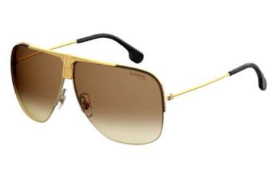 Carrera Carrera 1013/s 001/86 YELLOW GOLD 64 Unisex Sunglasses