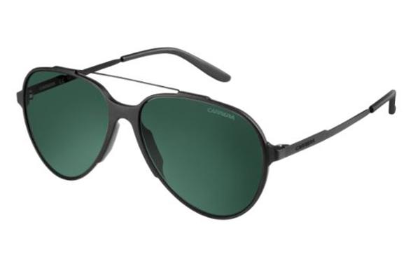 Carrera Carrera 118/s GUY/D5 BLACK MATTE 57 Men's Sunglasses