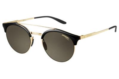 Carrera Carrera 141/s J5G/70 GOLD 51 Unisex Sunglasses