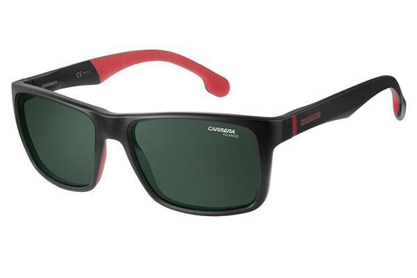 Carrera Carrera 8024/s 003/UC MATT BLACK 55 Unisex Sunglasses